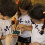 Dê olho no meio ambiente escola incentiva alunos a produzir bioglitter para uma folia sustentável