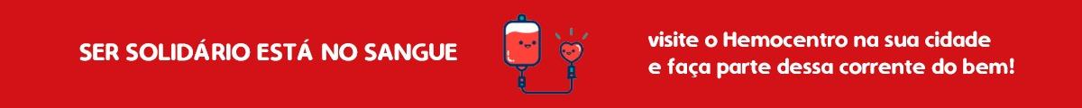 Hemocentro - Doação de Sangue