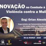Inovação no combate a violência contra a mulher