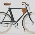 Startup lança bike elétrica conectada à internet