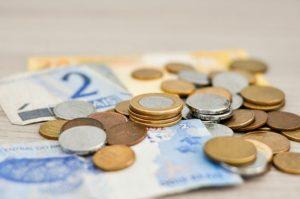 dinheiro inflação